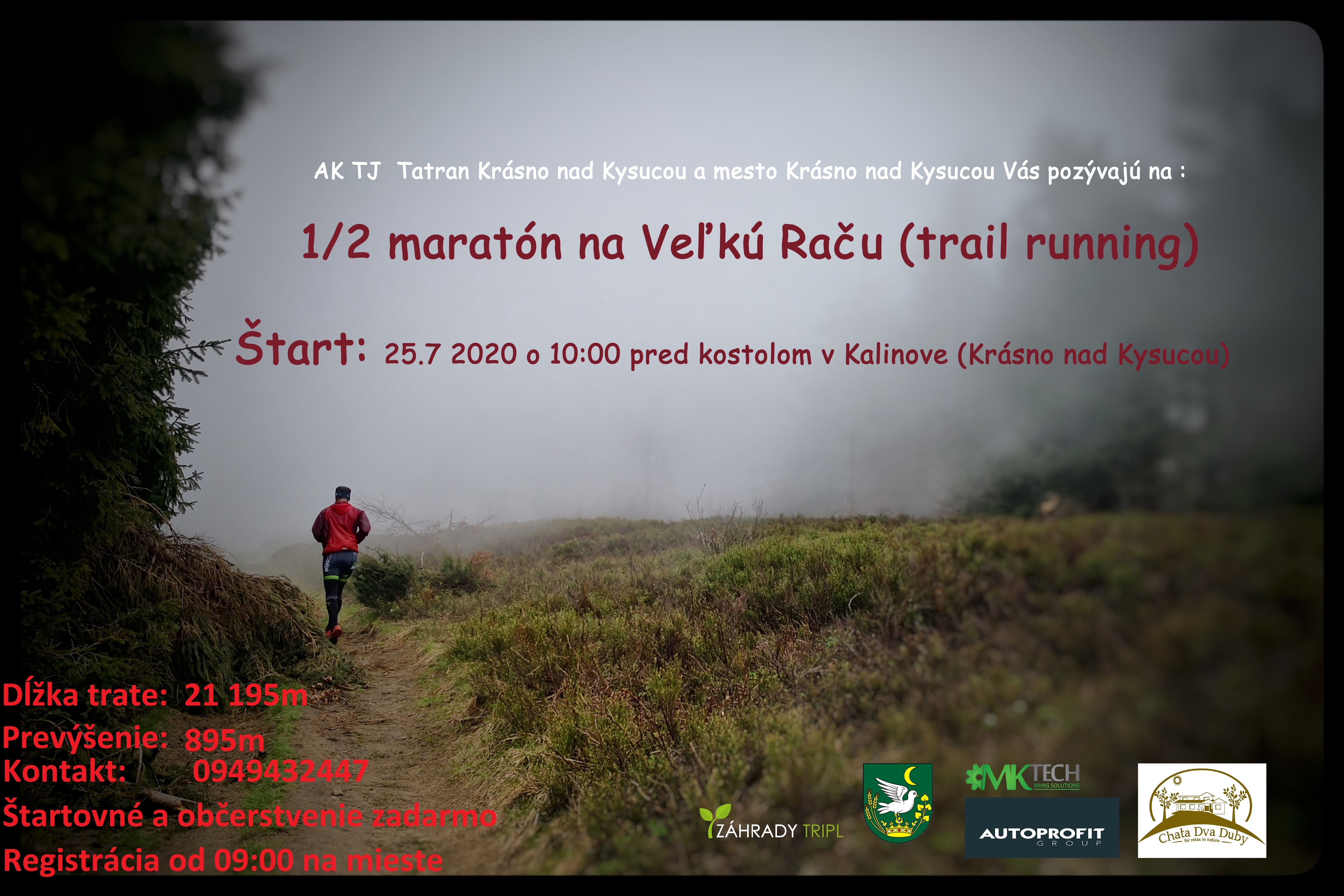plagat trail run